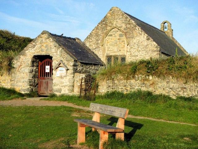 St. Tanwg's Church, Llandanwg