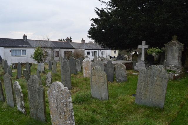 Graves, Church of St Edward