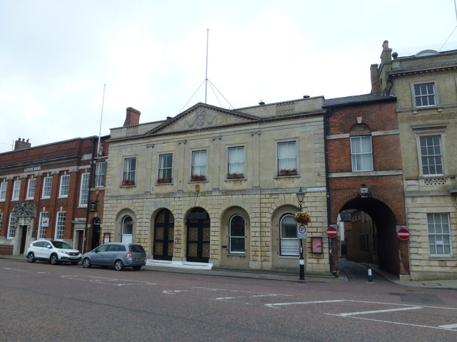 The Nags Head (Site of) - Public Houses, Inns and Taverns of Wisbech