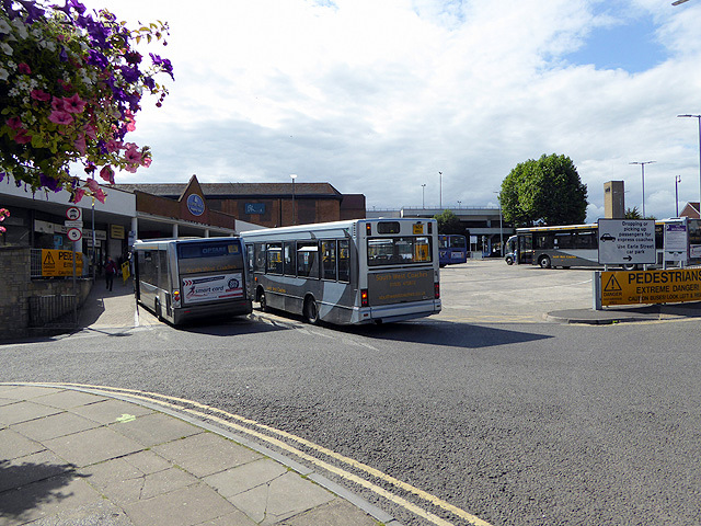 Yeovil bus station