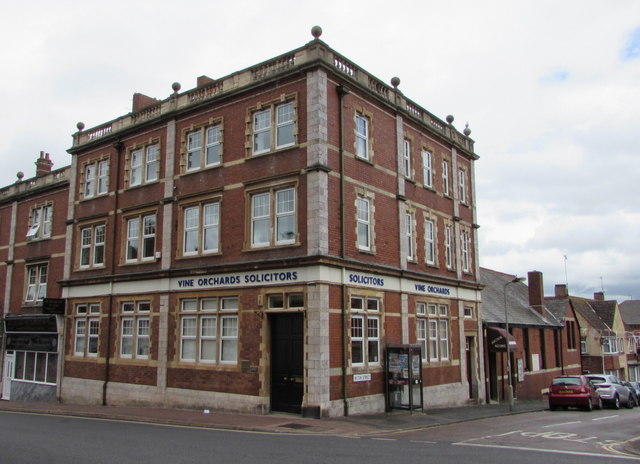 Vine Orchards solicitors in Exmouth