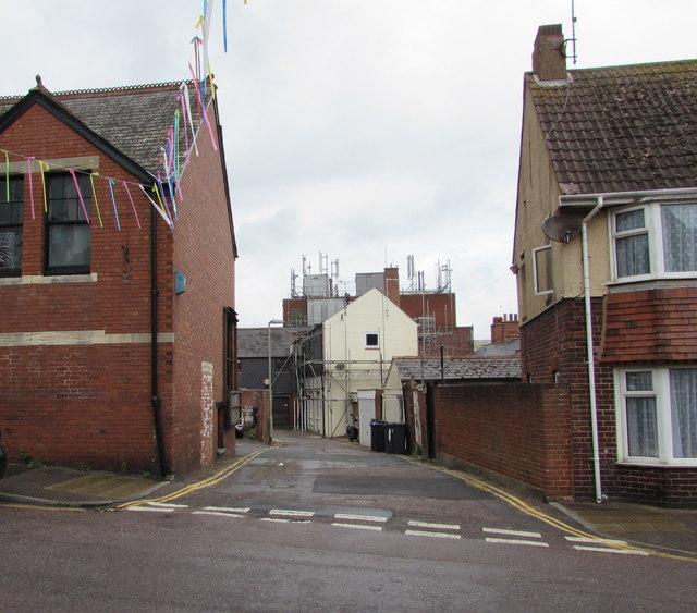 Little Bicton Place, Exmouth