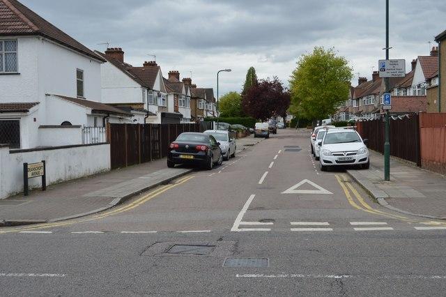 Deanscroft Avenue