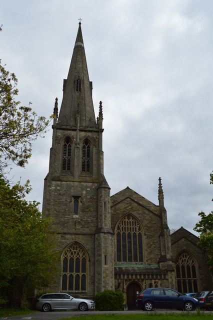 New Parish Church of St Andrew