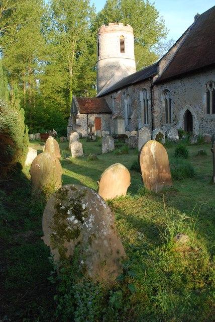 St Margarets Church Syleham