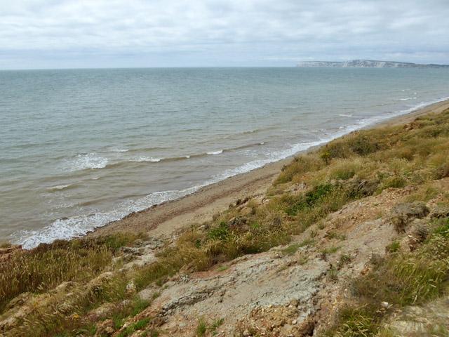 Rough land, Roughland Cliff