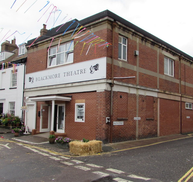 Blackmore Theatre in Exmouth