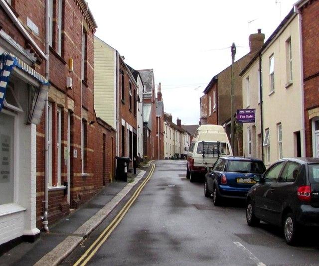 Pound Street, Exmouth