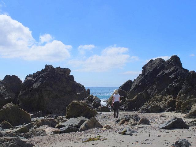 On Kennack Sands