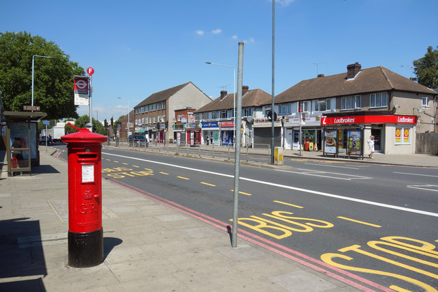 Harlington Road West, Feltham