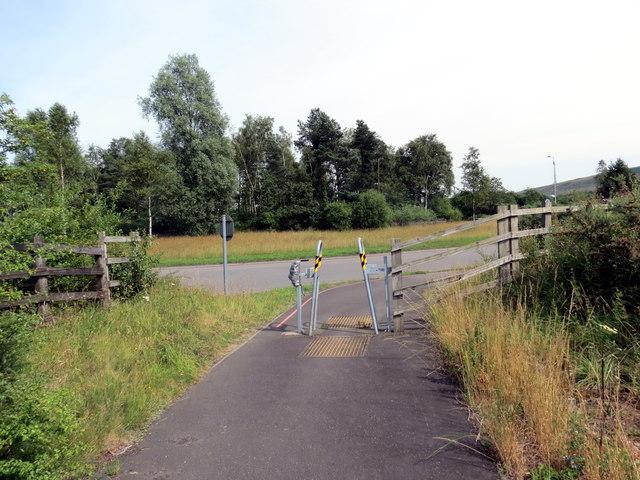 Llwybr Becio Hirwaun / Hirwaun Cycle Path