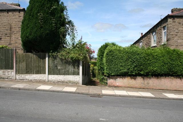 Barnoldswick: Rosemount Avenue