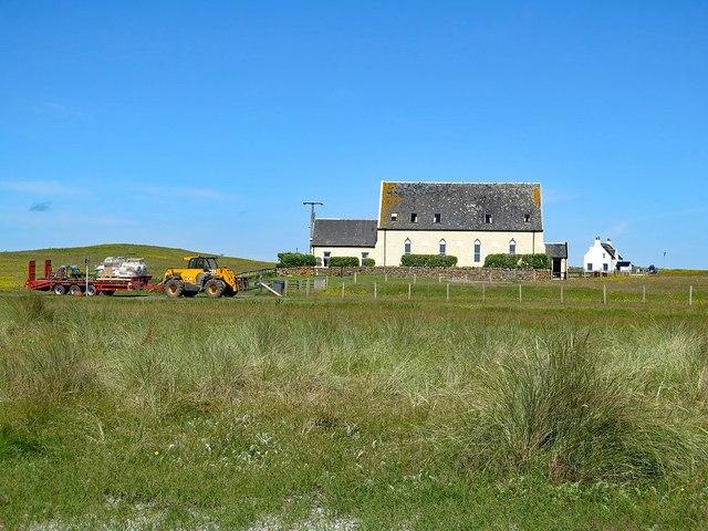 Kirkapol House
