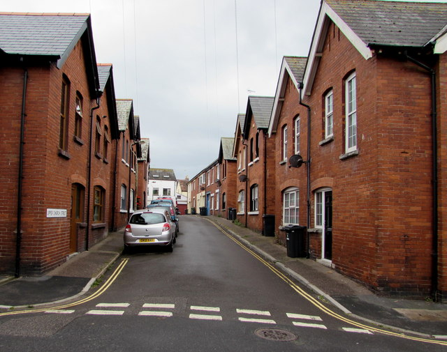 Upper Church Street, Exmouth