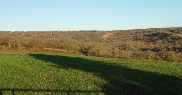 Towards the De Lank valley #1