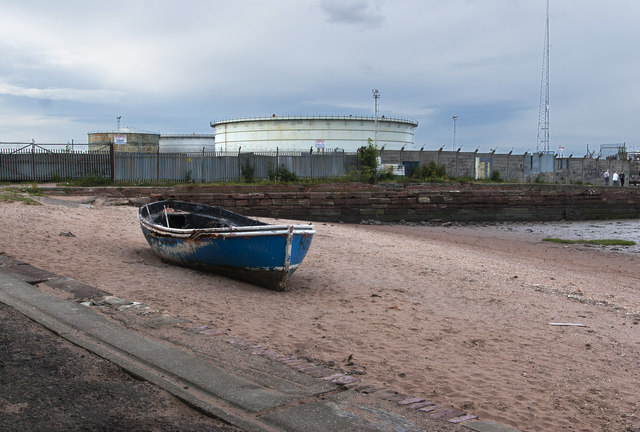 It's not litter when you dump an old boat on the river bank?