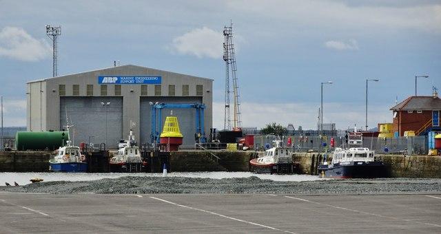 Alexandra Dock, Kingston upon Hull
