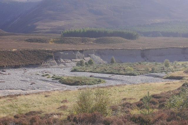 Terraces, Glen Feshie