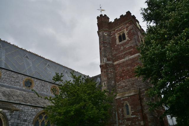 Topsham : St Margaret's Church