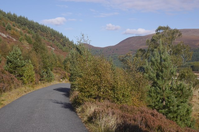 West Feshie road