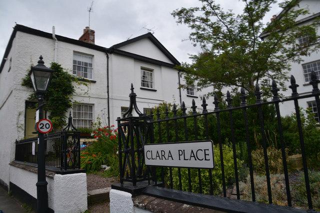 Topsham : Clara Place