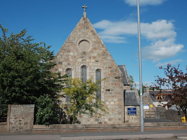 Church of the Immaculate Conception, North Street, Inverurie