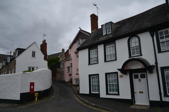 Topsham : Monmouth Hill