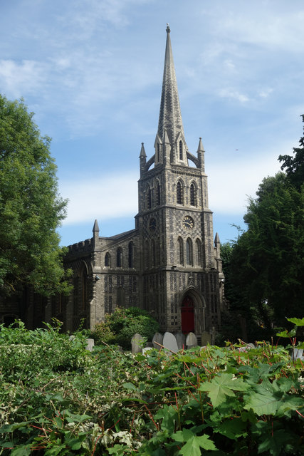 Church of St Peter & St Paul, Chingford