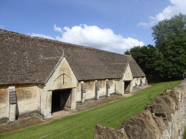 The Tithe Barn, Bradford-on-Avon