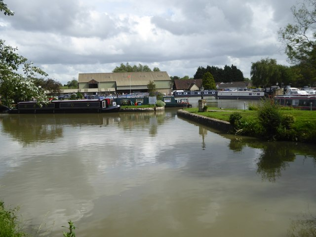 Bradford-on-Avon marina