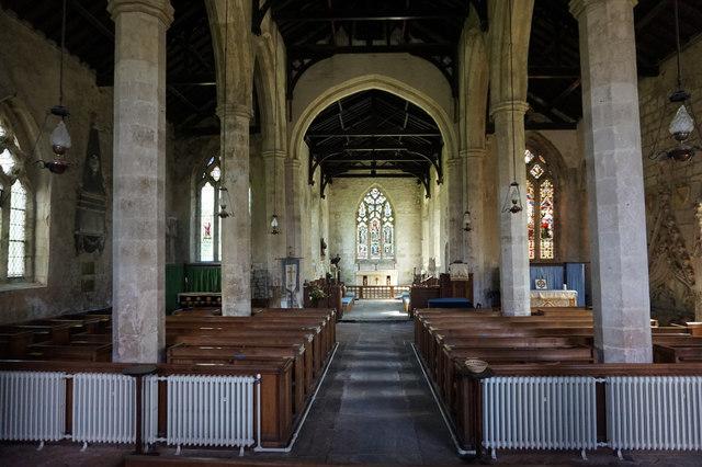 St Andrew's Church, Bainton