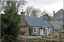 NJ6112 : Kirkton Cottage by Andrew Wood