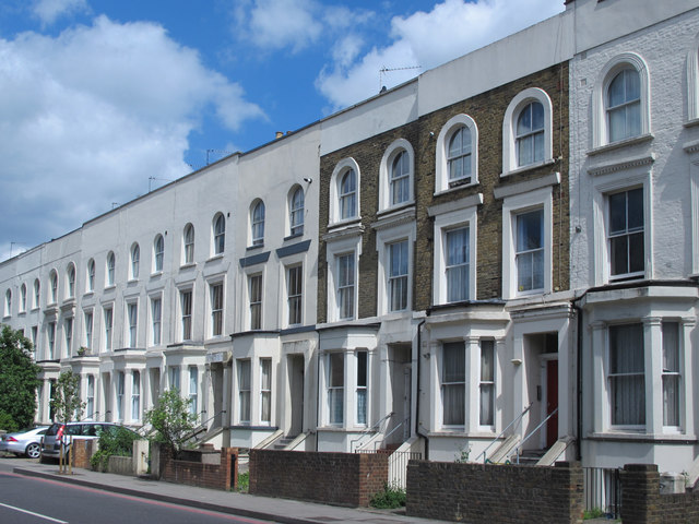 Terrace in Isledon Road, N7 (2)