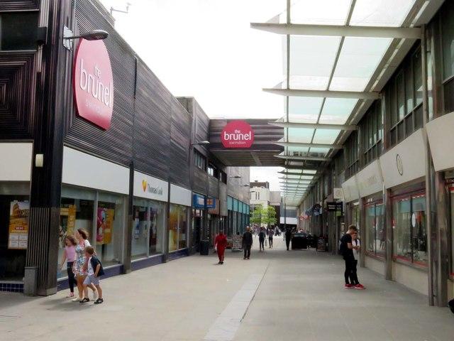 Havelock Street in Swindon
