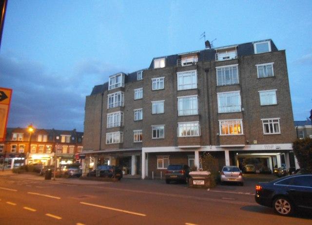 Flats on Richmond Road, Twickenham