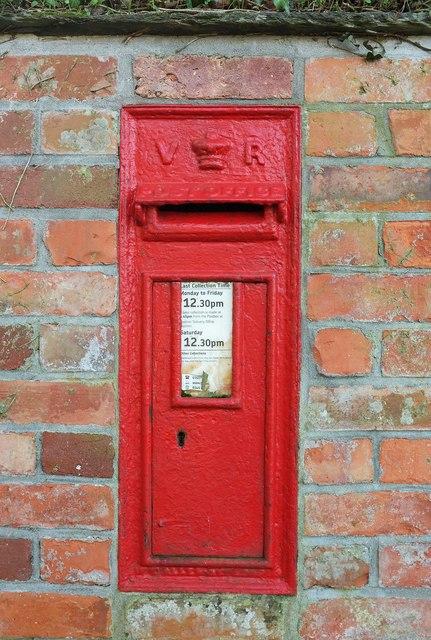 Postbox, Tregenna