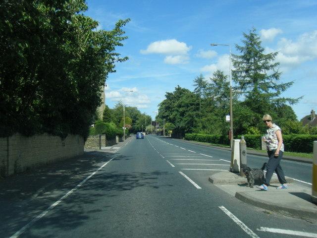 A58 Leeds Road, Hipperholme