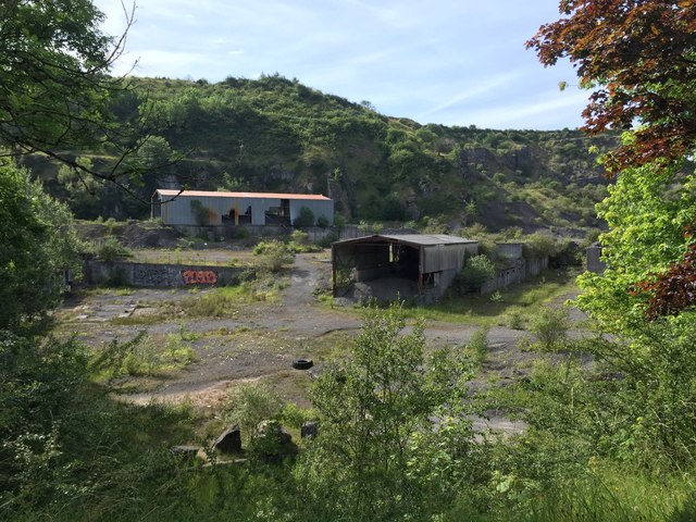 Vaynor Quarry