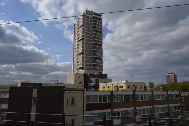 Towerblock, Tower Hamlets