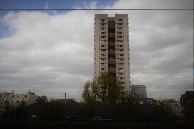 Towerblock, Shadwell