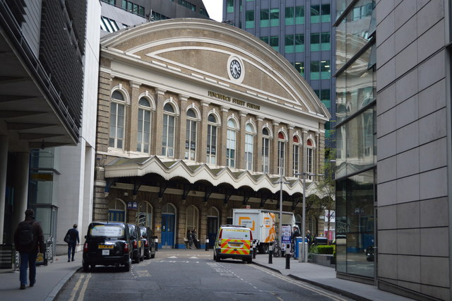 Fenchurch Street Station
