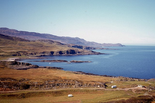 The north coast of Ardnamurchan
