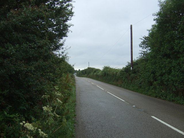 B3302 towards Helston