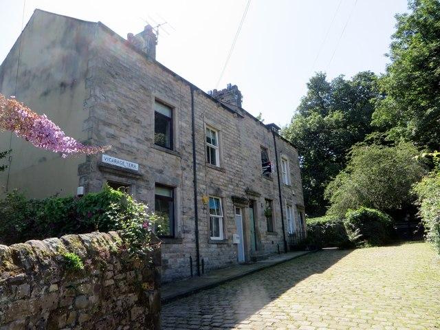 Vicarage Terrace, Lancaster