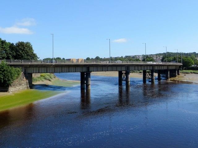 Road bridge in Lancaster