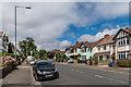ST5775 : Upper Cranbrook Road by Ian Capper