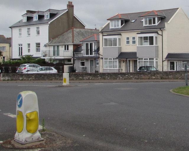 Carlton Hill houses, Exmouth