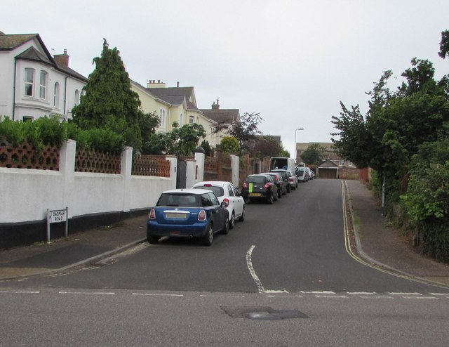 Dagmar Road, Exmouth