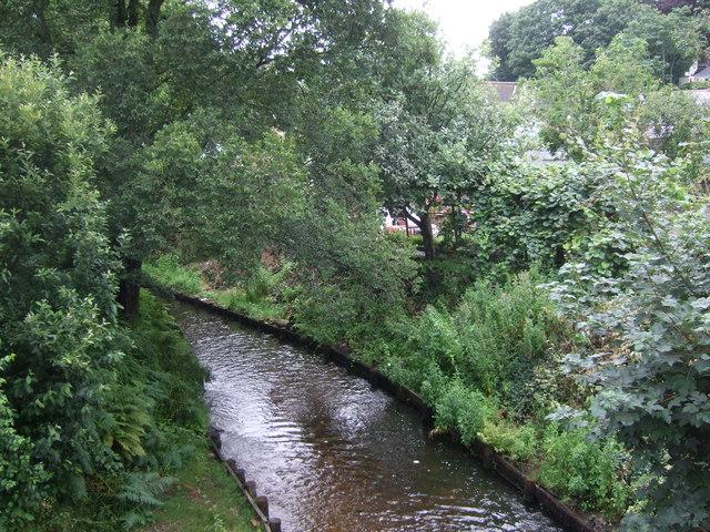The River Cober, Helston