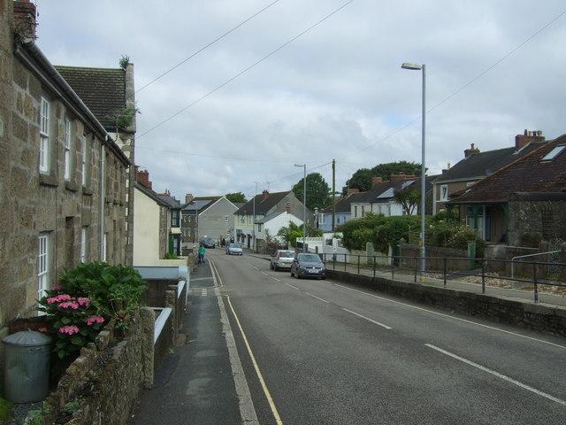 Meneage Street, Helston